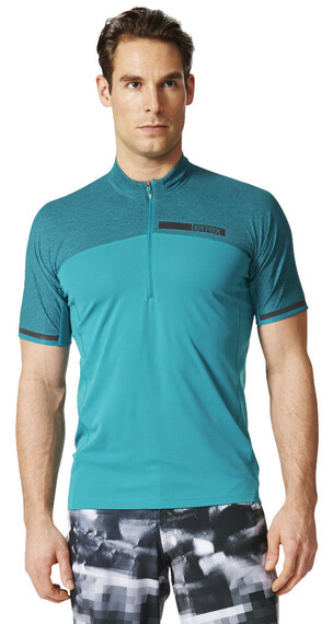 adidas Terrex Climachill Agravic T-Shirt Men Turquoise